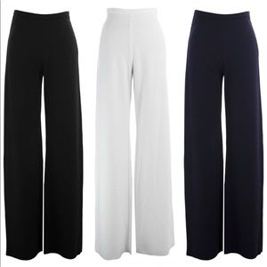 MaxMara Pants & Jumpsuits - CMaxMara afoso Women's Wide Leg Wool Trouse…